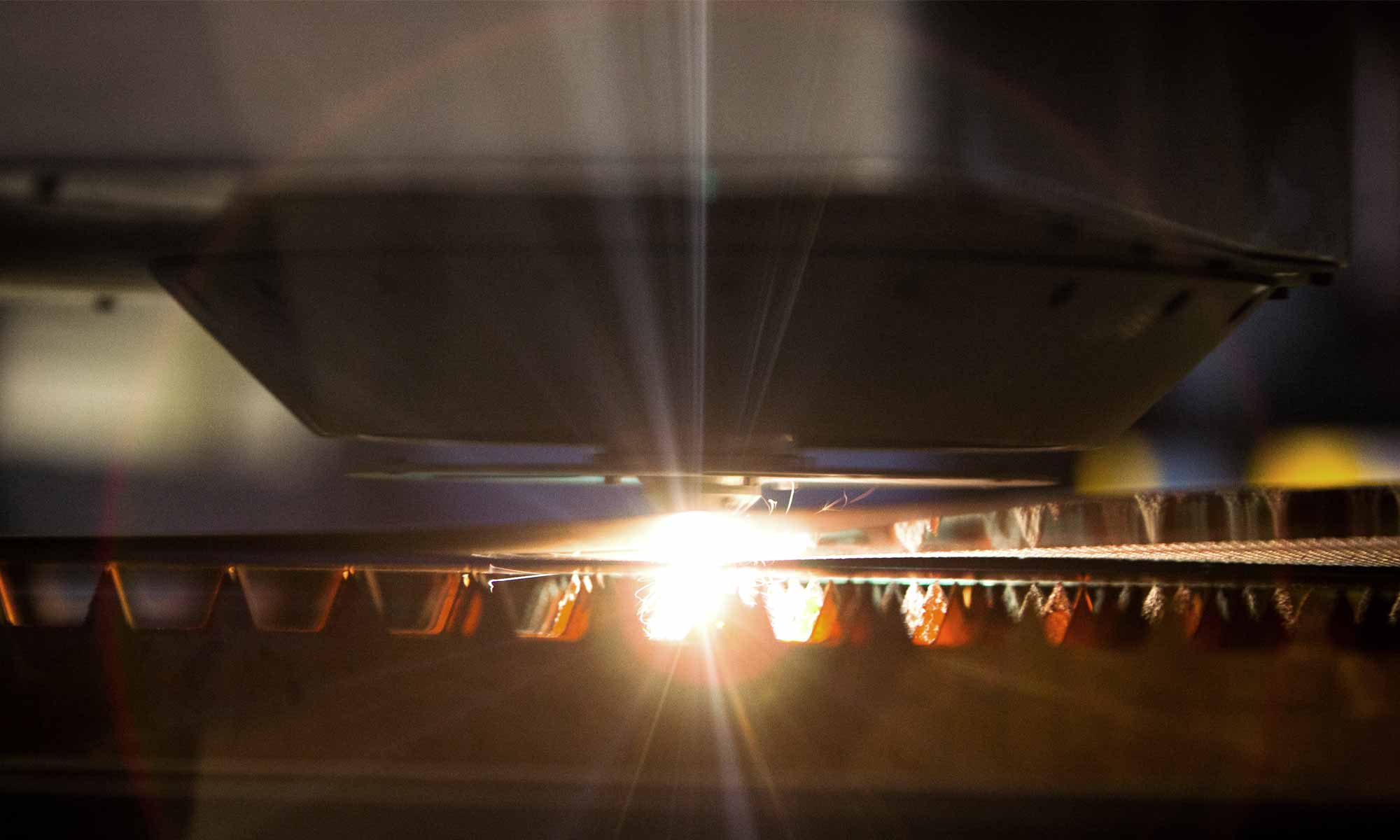 Laser cutting and laser welding